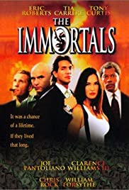 The Immortals (1995) Poster - Movie Forum, Cast, Reviews