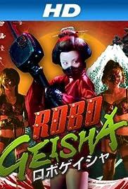 Robo-geisha Poster