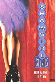 Showgirl Stories Poster