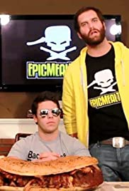 Epic Meal Time Poster - TV Show Forum, Cast, Reviews
