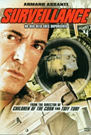 Surveillance (2006) Poster - Movie Forum, Cast, Reviews