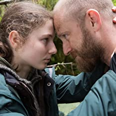 Ben Foster and Thomasin McKenzie in My Abandonment (2017)