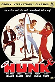 Hunk (1987) Poster - Movie Forum, Cast, Reviews
