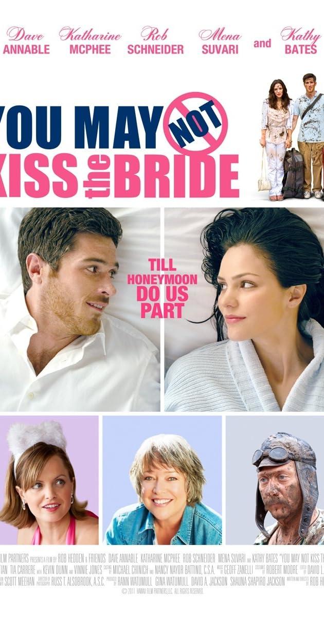 Nedrįsk bučiuoti nuotakos! / You May Not Kiss The Bride (2011) Online