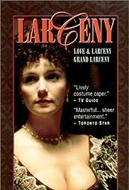 Grand Larceny Poster