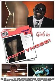 Girls in Pantyhose Poster
