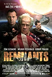 Remnants (2013) Poster - Movie Forum, Cast, Reviews