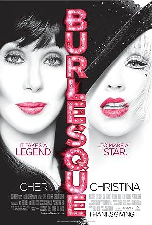 Burlesque Dublado HD 720p