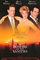 The Bonfire of the Vanities (1990) Poster