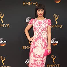 Constance Zimmer at The 68th Primetime Emmy Awards (2016)