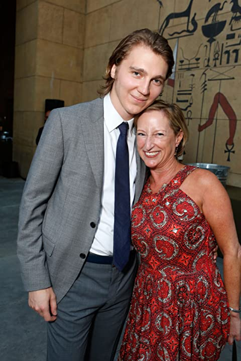 Paul Dano and Claudia Lewis at an event for Ruby Sparks (2012)