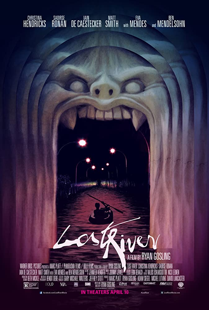 Lost River poster do filme
