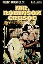 Image of Mr. Robinson Crusoe