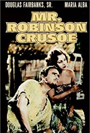 Mr. Robinson Crusoe Poster