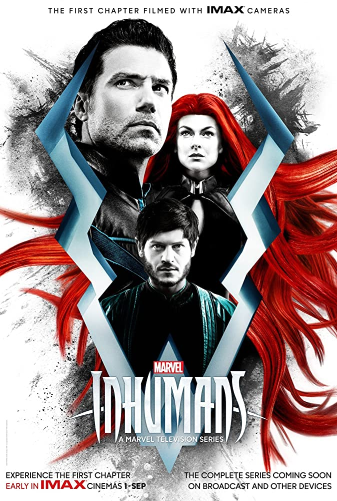 Inhumans Season 1 – Ongoing