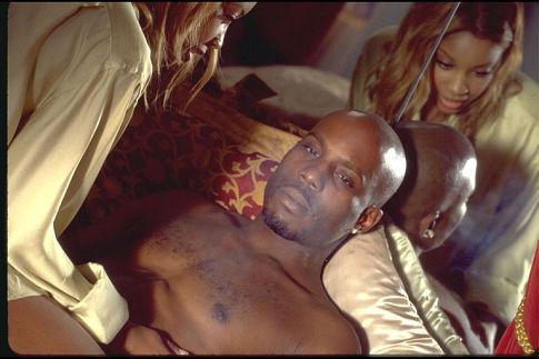 DMX and Reagan Gomez-Preston in Never Die Alone (2004)