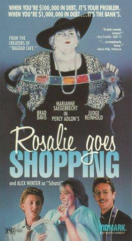 Judge Reinhold and Alex Winter in Rosalie Goes Shopping (1989)