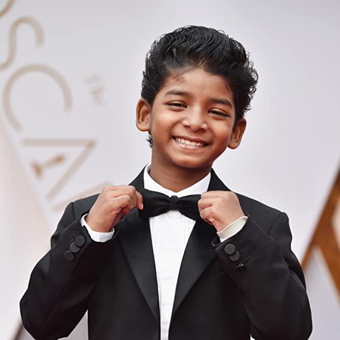 Sunny Pawar at an event for The 89th Annual Academy Awards (2017)