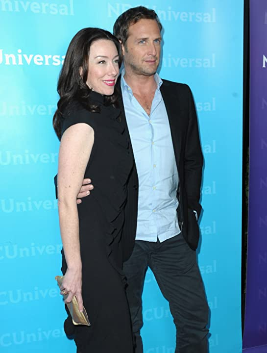 Josh Lucas and Molly Parker