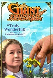 The Giant of Thunder Mountain (1991) Poster - Movie Forum, Cast, Reviews