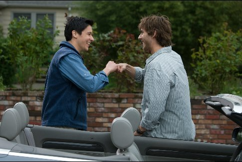 Kristopher Turner and Oliver James in Without a Paddle: Nature's Calling (2009)