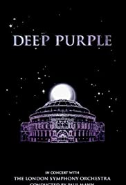 Deep Purple in Concert with the London Symphony Orchestra Poster
