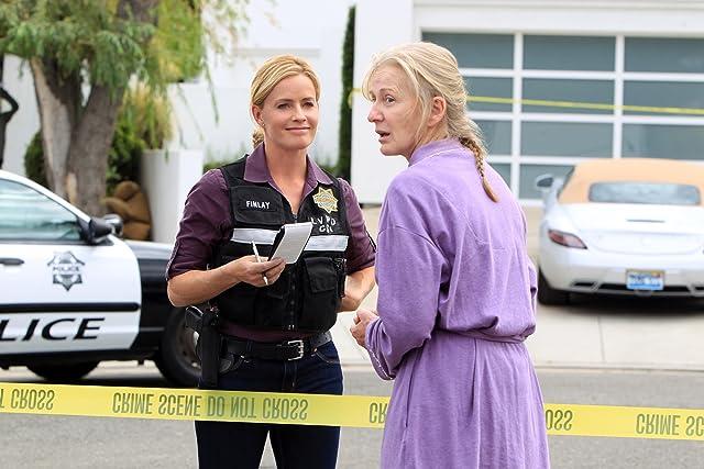 Elisabeth Shue and Caroline Lagerfelt in CSI: Crime Scene Investigation (2000)