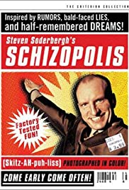 Schizopolis (1996) Poster - Movie Forum, Cast, Reviews