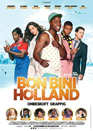 Bon Bini Holland Pelicula Poster