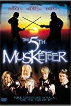 Image of The Fifth Musketeer