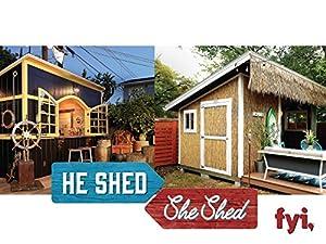 He Shed, She Shed Season 1 Episode 1