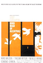 Birdman of Alcatraz (1962) Poster - Movie Forum, Cast, Reviews