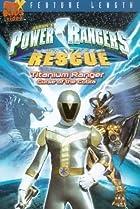 Image of Power Rangers Lightspeed Rescue - Titanium Ranger: Curse of the Cobra