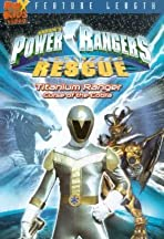 Power Rangers Lightspeed Rescue - Titanium Ranger: Curse of the Cobra