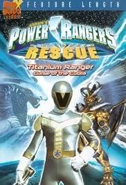 Power Rangers Lightspeed Rescue - Titanium Ranger: Curse of the Cobra(2000) Poster - Movie Forum, Cast, Reviews