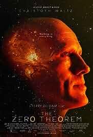 The Zero Theorem film poster