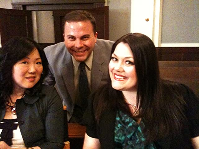 On the Set of Drop Dead Diva with Brooke Elliot and Margaret Cho