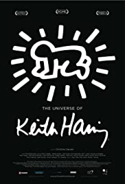 The Universe of Keith Haring (2008) Poster - Movie Forum, Cast, Reviews
