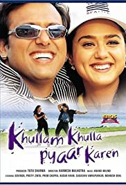 Khullam Khulla Pyaar Karen (2005) Poster - Movie Forum, Cast, Reviews