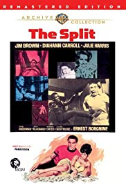 The Split (1968) Poster - Movie Forum, Cast, Reviews