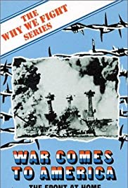 War Comes to America Poster