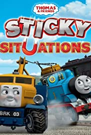 Thomas & Friends: Sticky Situations Poster