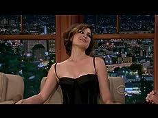 The Late Late Show with Craig Ferguson Berenice Marlohe