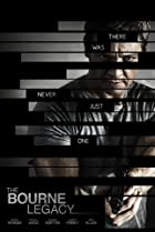 The Bourne Legacy (2012) Poster
