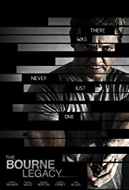 The Bourne Legacy (English)