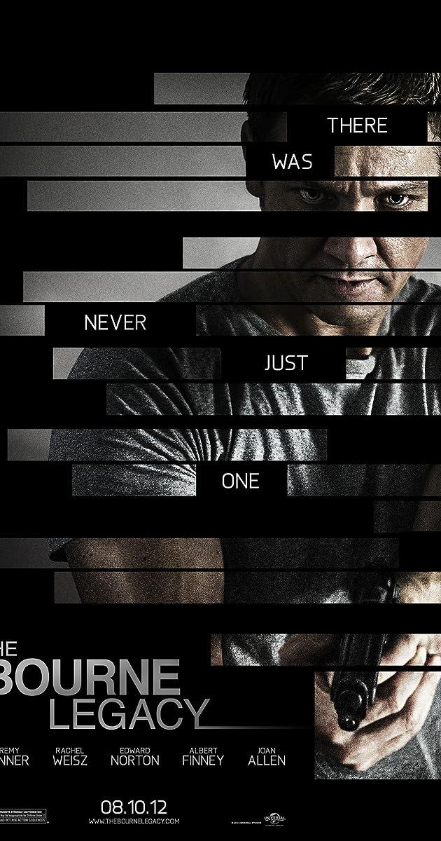 Bornas 4: palikimas / The Bourne Legacy (2012) Online
