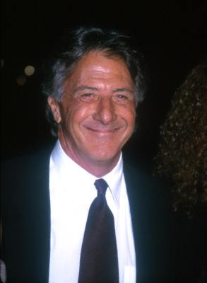 Dustin Hoffman at The Messenger: The Story of Joan of Arc (1999)
