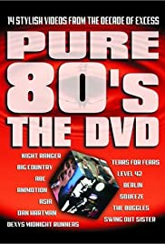 Pure 80's: The DVD Poster