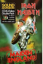 Iron Maiden: Maiden England Poster
