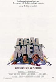 Real Men (1987) Poster - Movie Forum, Cast, Reviews